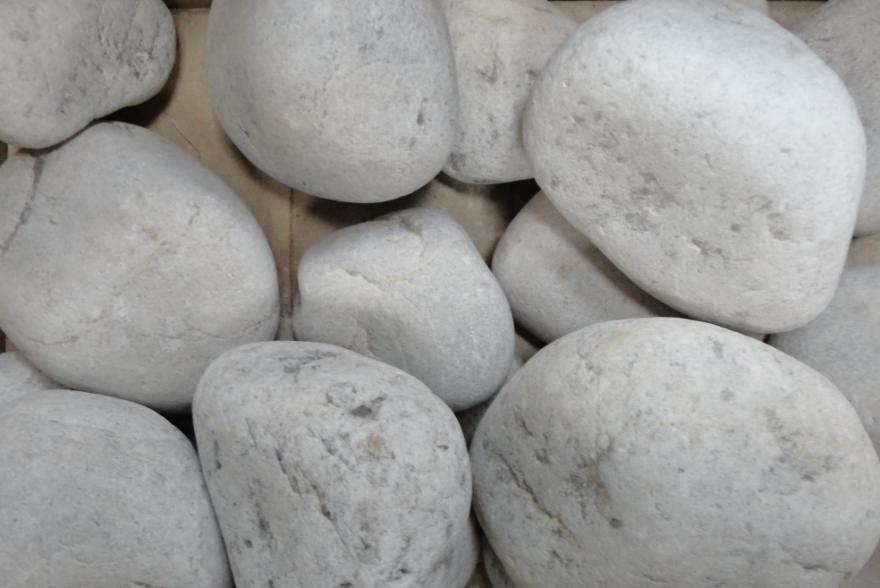 Банный камень - Кварц галтованный