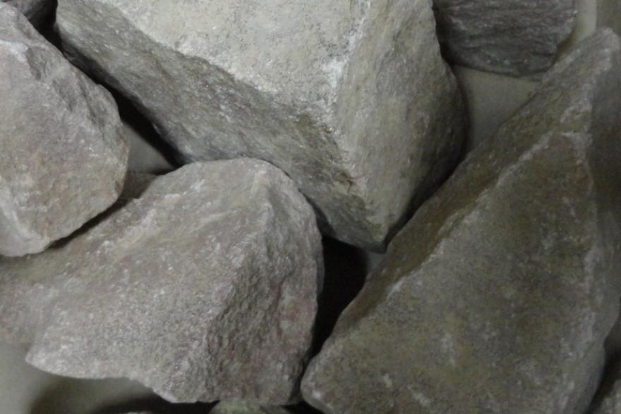 Банный камень - Малиновый кварц