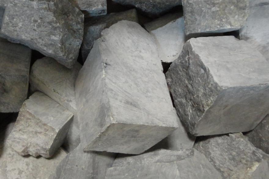 Банный камень - Нефрит колото-пиленный