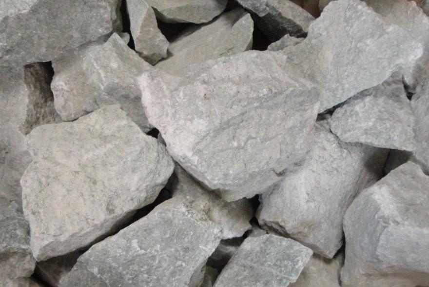Банный камень - Жадеит колотый