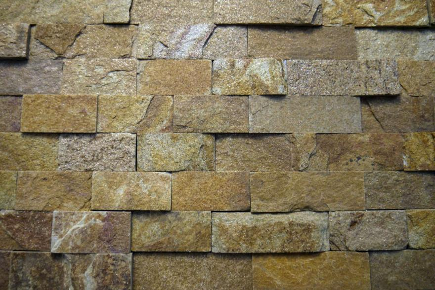 Интерьерный натуральный камень - Златалит декоративный камень