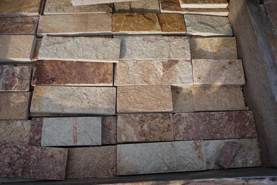 Интерьерный натуральный камень - Златалит декоративный камень - 13