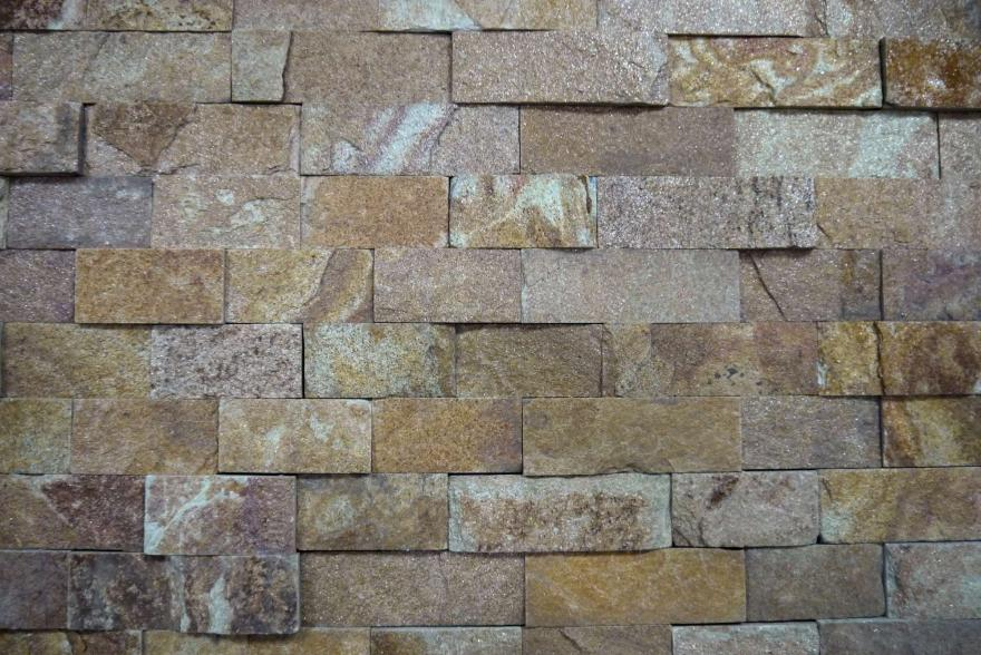 Интерьерный натуральный камень - Златалит декоративный камень - 14