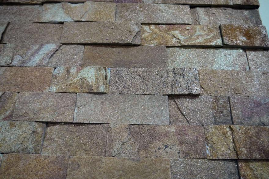 Интерьерный натуральный камень - Златалит декоративный камень - 15