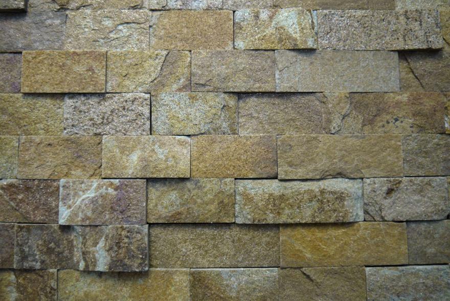 Интерьерный натуральный камень - Златалит декоративный камень - 18