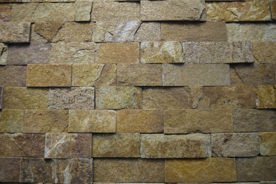 Интерьерный натуральный камень - Златалит декоративный камень - 19