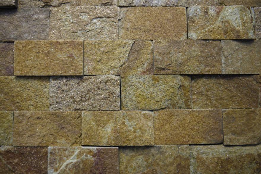 Интерьерный натуральный камень - Златалит декоративный камень - 20