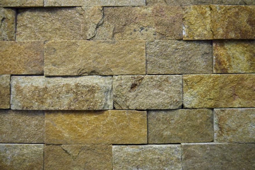 Интерьерный натуральный камень - Златалит декоративный камень - 21
