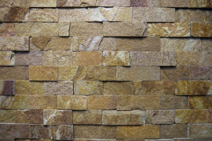 Интерьерный натуральный камень - Златалит декоративный камень - 22