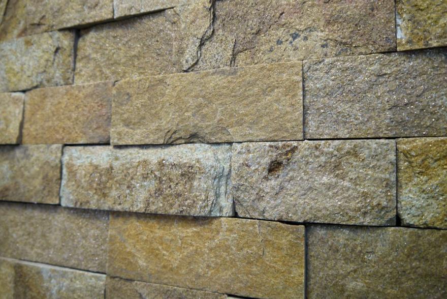 Интерьерный натуральный камень - Златалит декоративный камень - 4