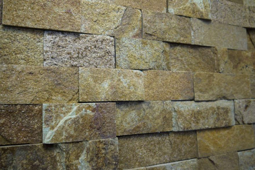 Интерьерный натуральный камень - Златалит декоративный камень - 5