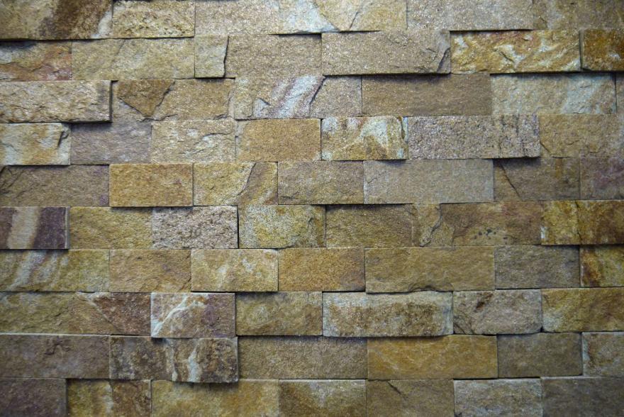Интерьерный натуральный камень - Златалит декоративный камень - 6