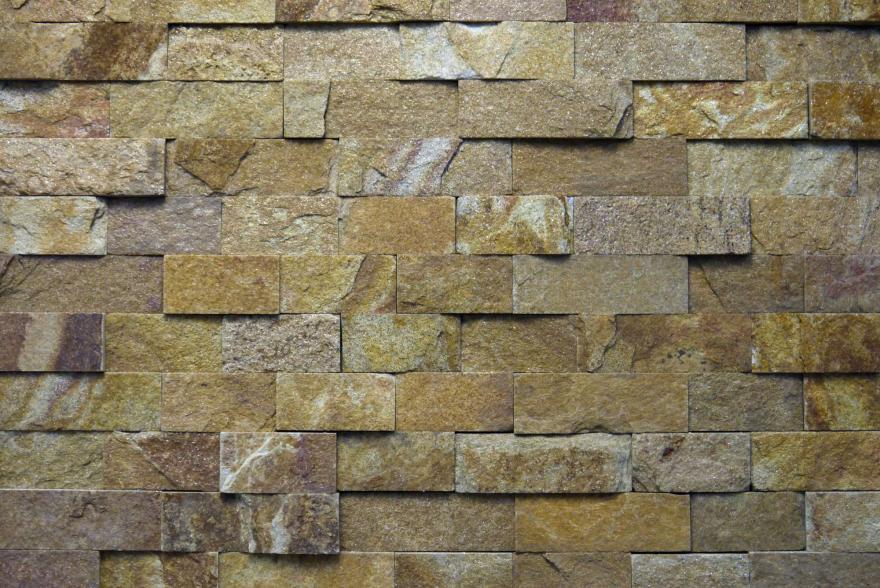 Интерьерный натуральный камень - Златалит декоративный камень - 7