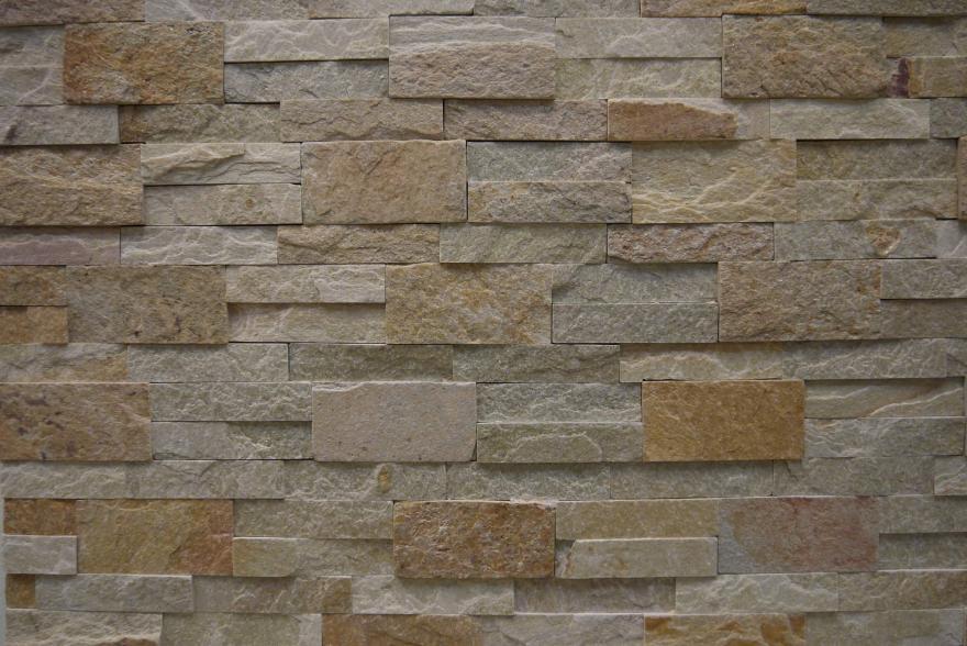 Интерьерный натуральный камень - Златолит 3-6 - 1