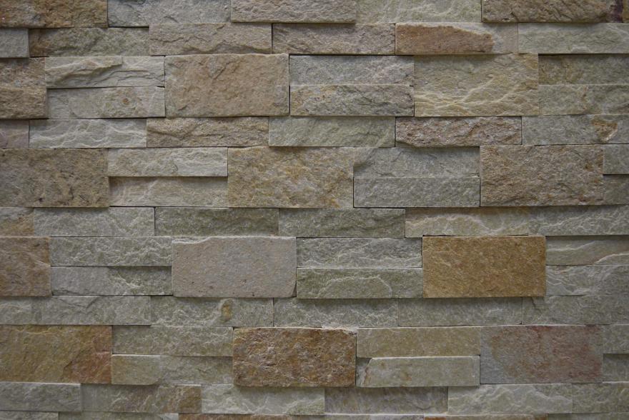 Интерьерный натуральный камень - Златолит 3-6 - 2