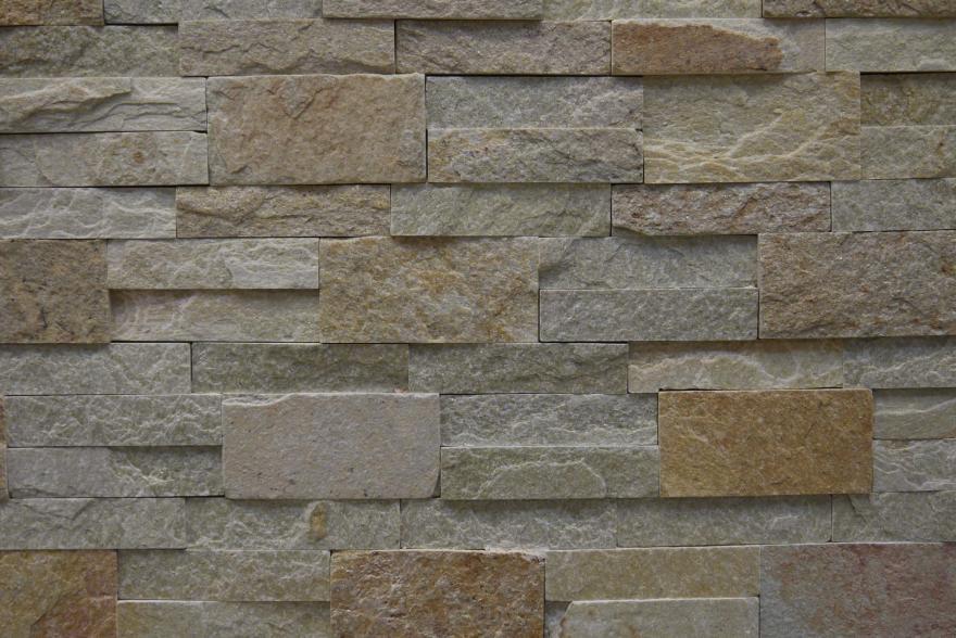 Интерьерный натуральный камень - Златолит 3-6 - 3