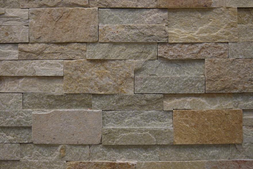 Интерьерный натуральный камень - Златолит 3-6 - 4
