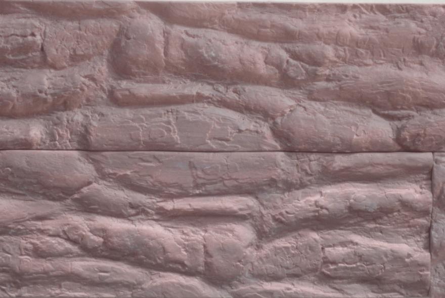 Искусственный камень из полимербетона - Окаменелое дерево