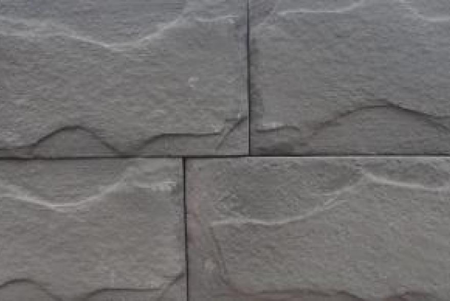 Искусственный камень из полимербетона - Сколотая грань