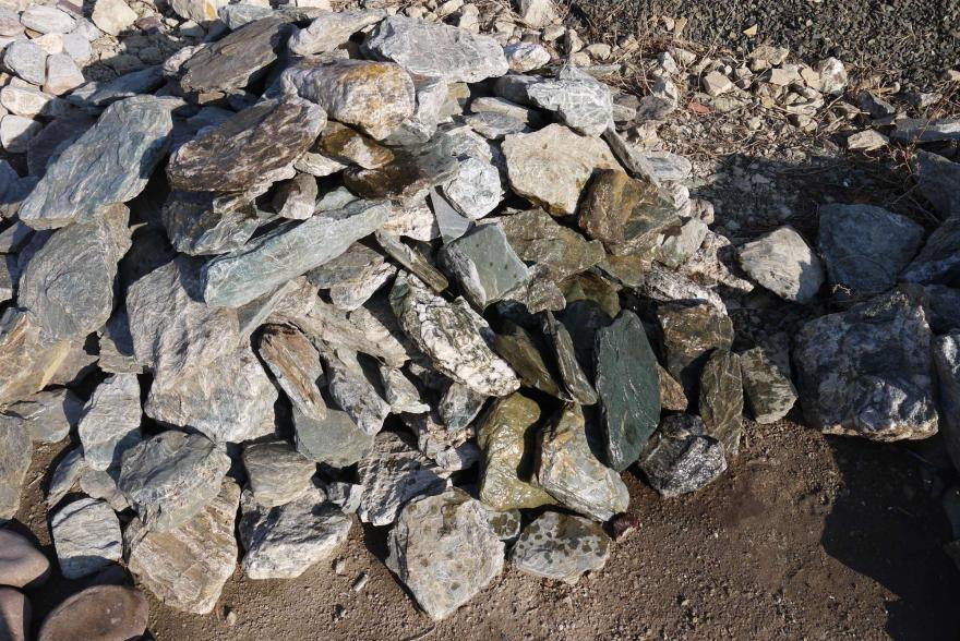 Ландшафтный камень - Филлит - 4