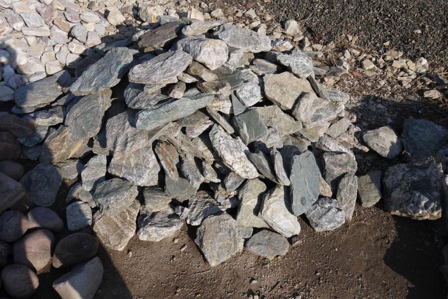 Ландшафтный камень - Филлит - 5
