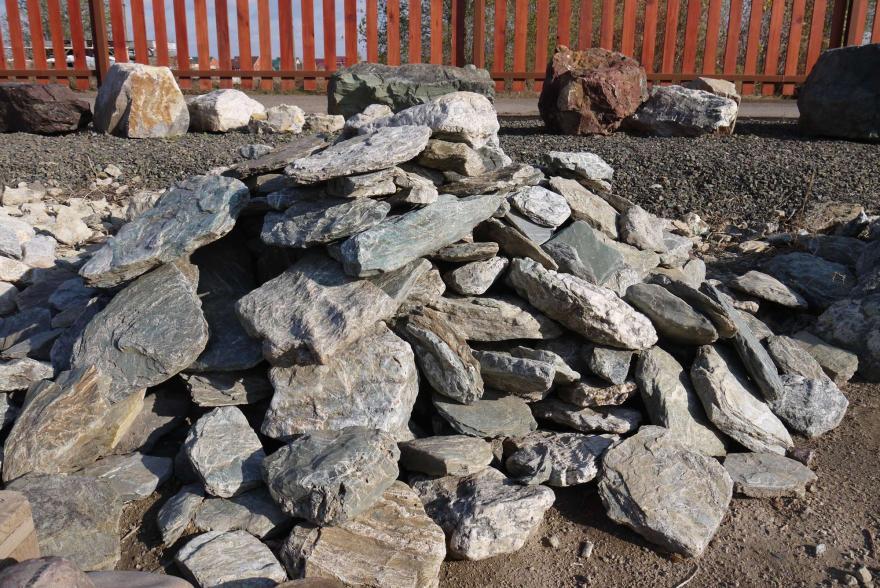 Ландшафтный камень - Филлит - 6