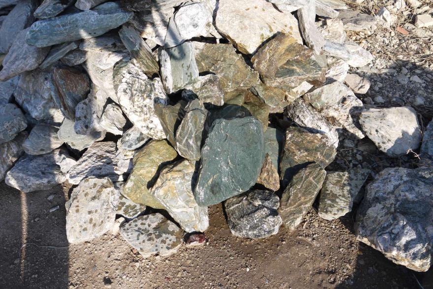 Ландшафтный камень - Филлит - 8