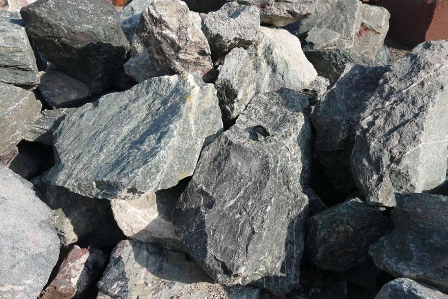 Ландшафтный камень - Гоббро - 1