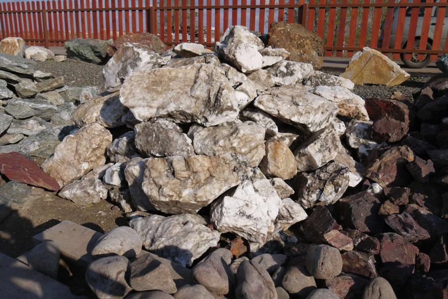 Ландшафтный камень - Кварц - 4