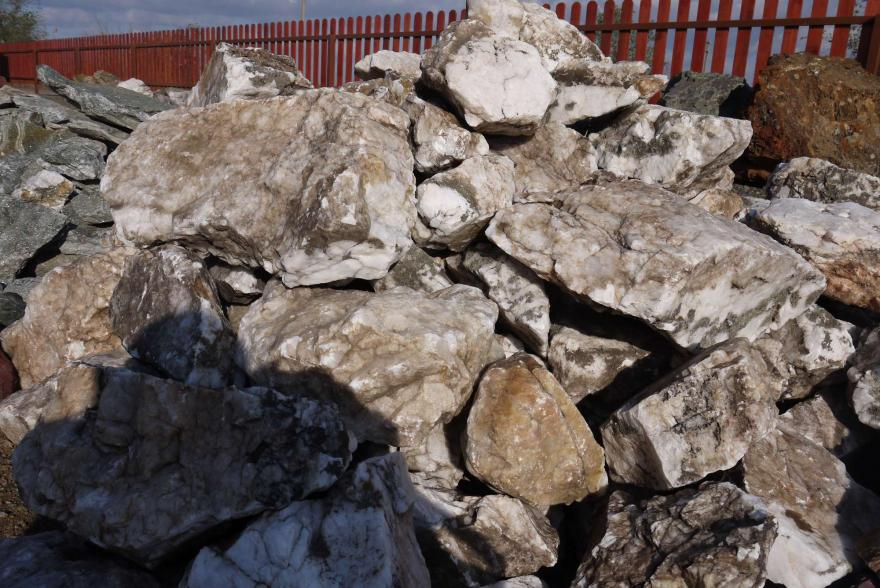Ландшафтный камень - Кварц - 5