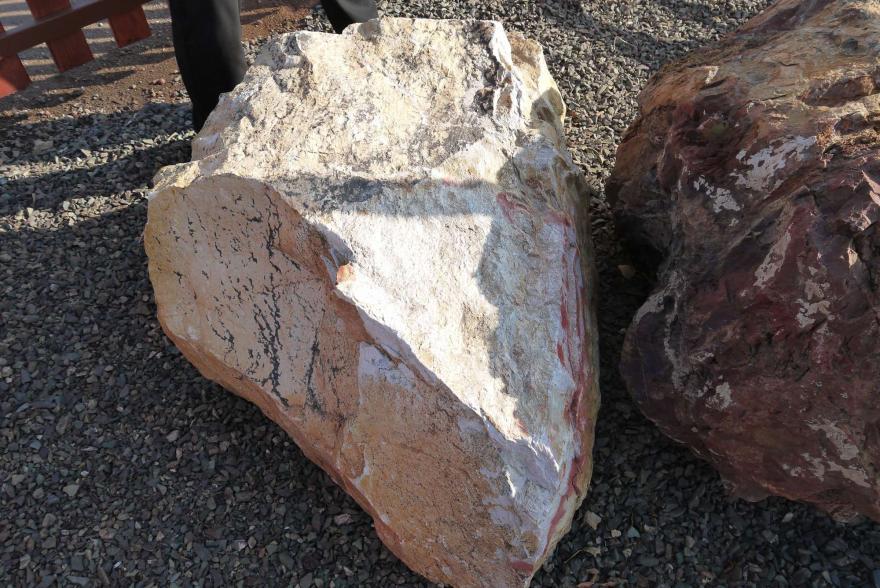 Ландшафтный камень - Радуга - 10