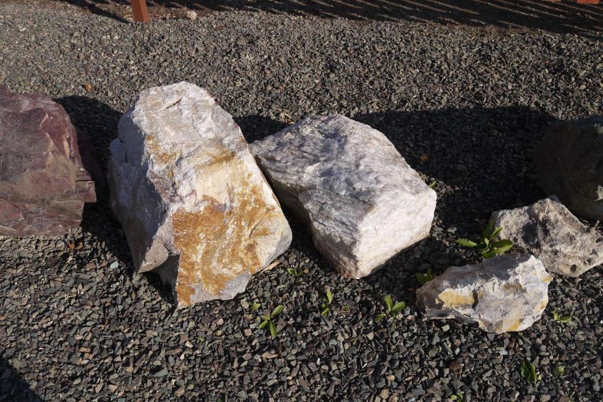 Ландшафтный камень - Радуга - 4