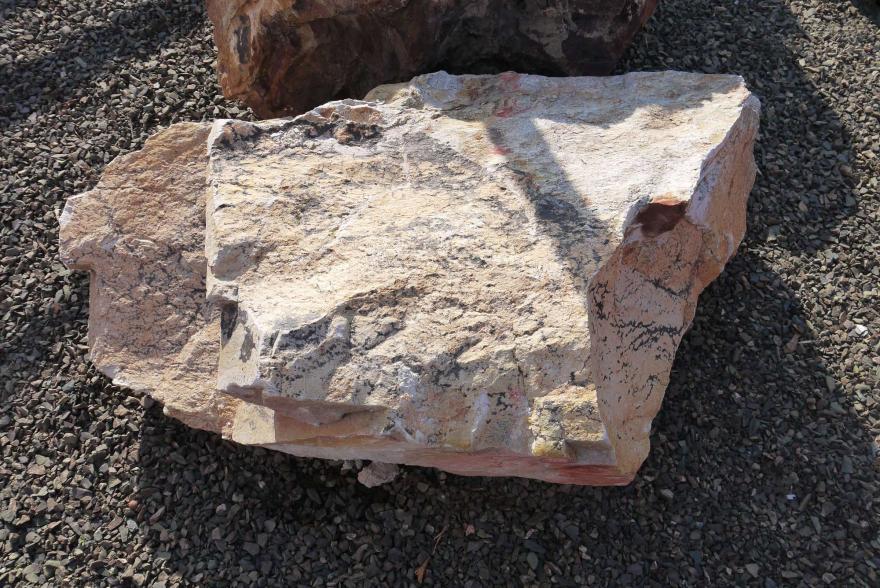 Ландшафтный камень - Радуга - 5