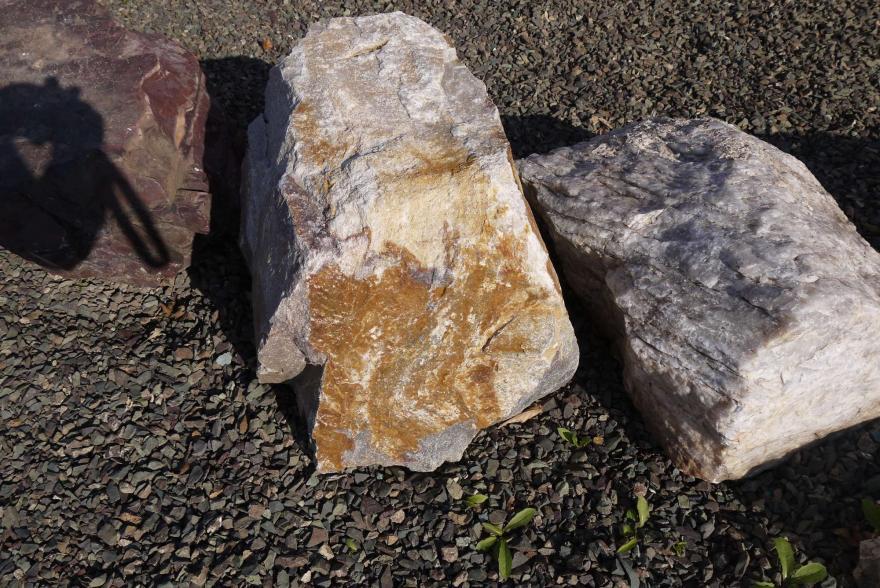 Ландшафтный камень - Радуга - 6