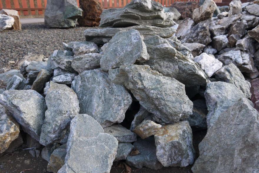 Ландшафтный камень - Серебрит окварцованный - 4