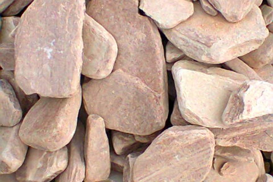 Ландшафтный камень - Златолит галтованный