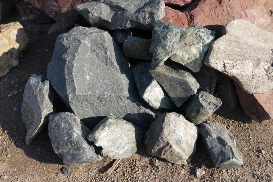 Ландшафтный камень - Змеевик - 7