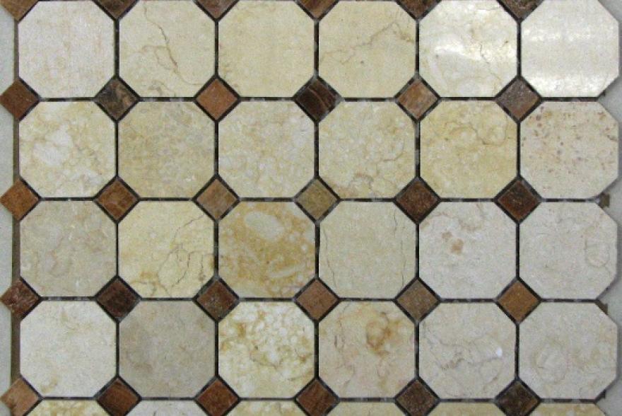 Мозаика каменная - Dublin