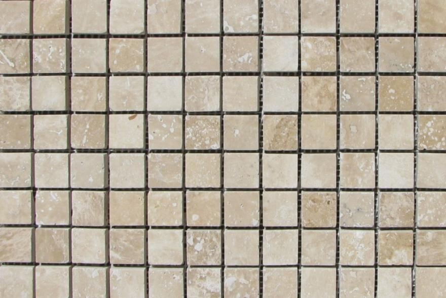 Мозаика каменная - Мозаика Травертин Классический