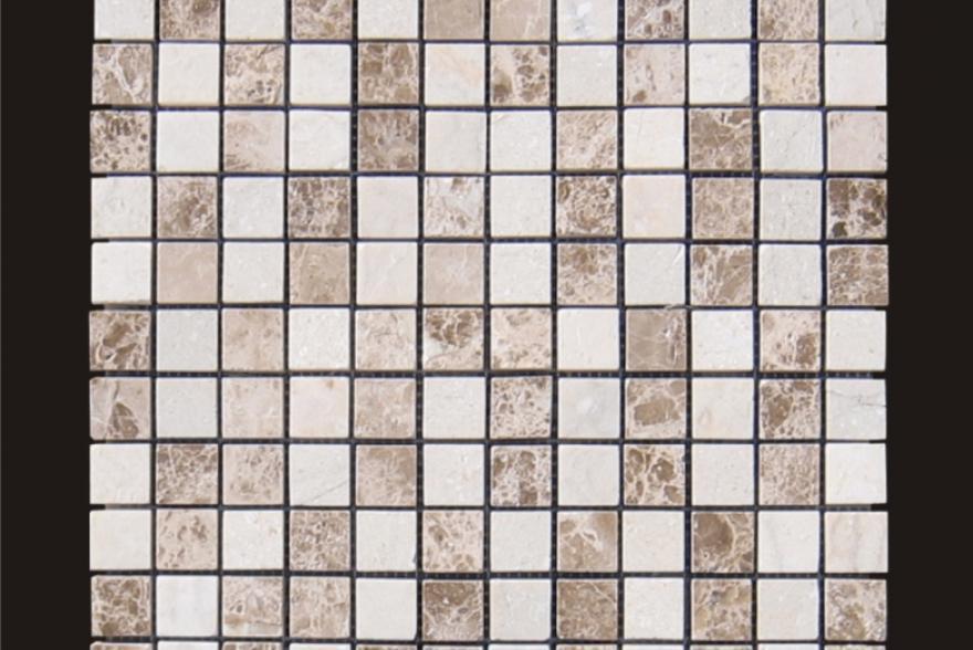 Мозаика каменная - Мозайка Мрамор Emperador