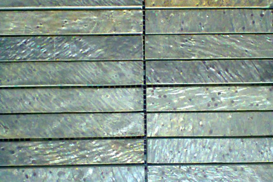 Мозаика каменная - Сланец Dark Green