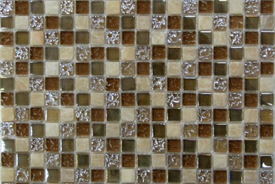 Мозаика стеклянная - Glass Stoune 1