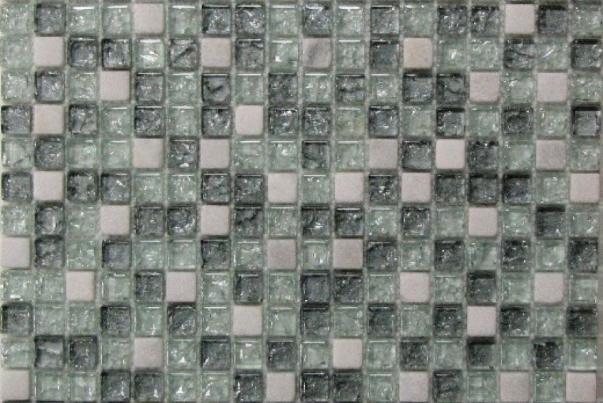 Мозаика стеклянная - Glass Stoune 11