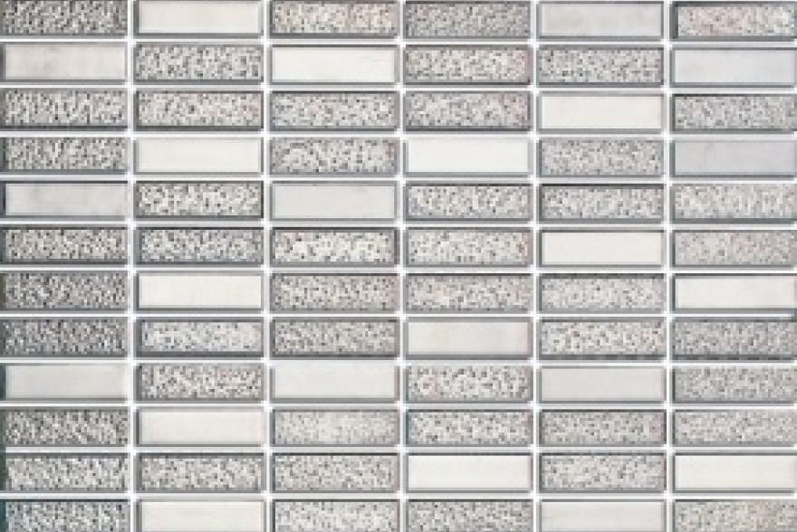 Мозаика стеклянная - Silver Sticks