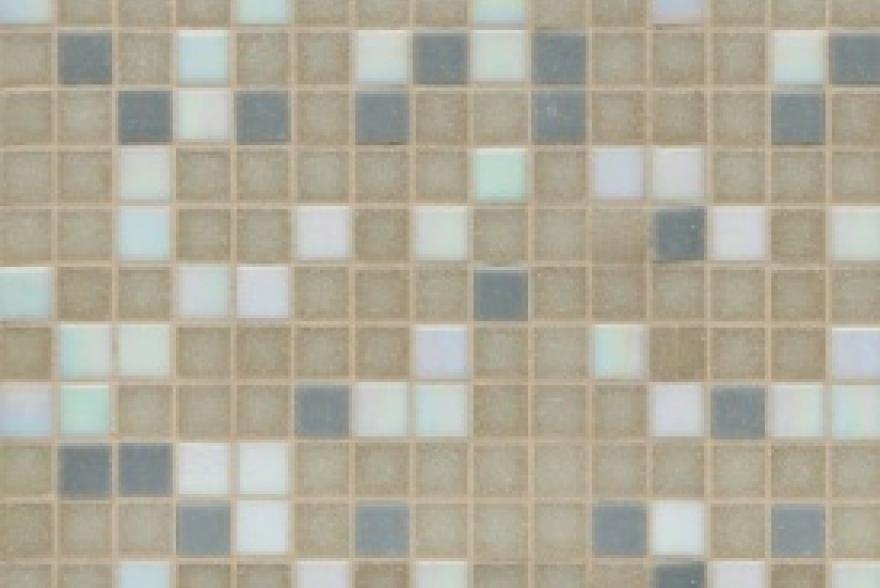 Мозаика стеклянная - Stone Gray