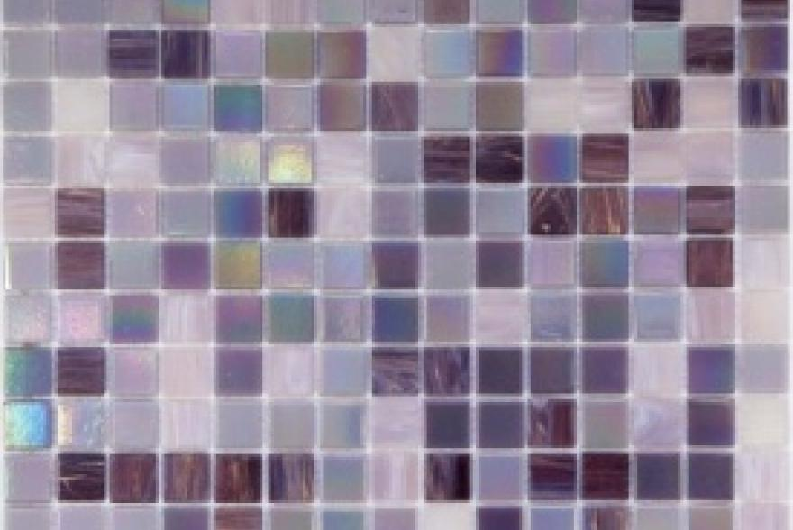 Мозаика стеклянная - Sweet Purple