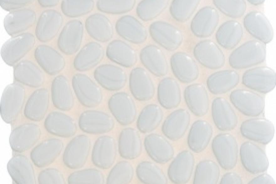 Мозаика стеклянная - White Button