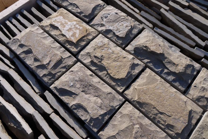Плитка пиленная - Песчаник 10 - 5