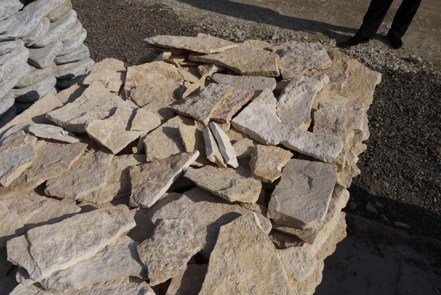 Плитняк - Песчаник 1-1.5 - 3