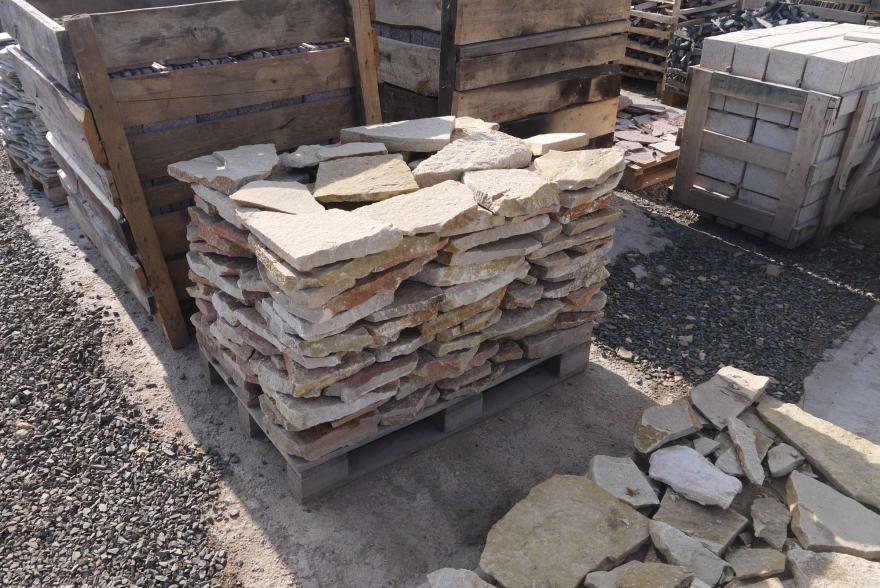 Плитняк - Песчаник 2-3 - 1